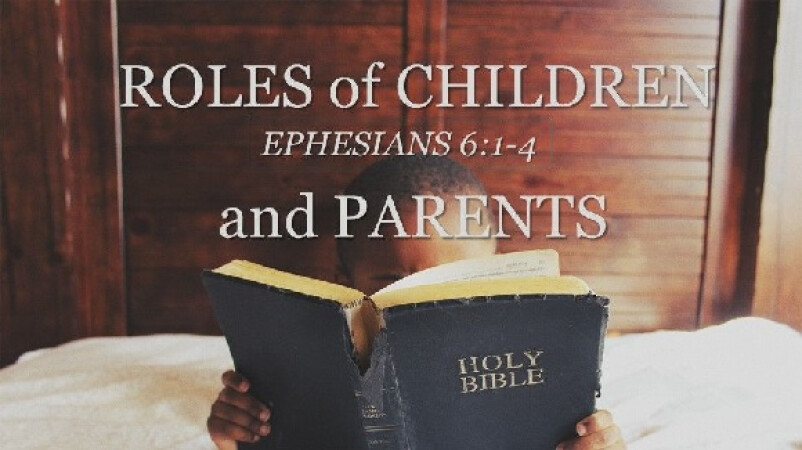 Roles of Children and Parents
